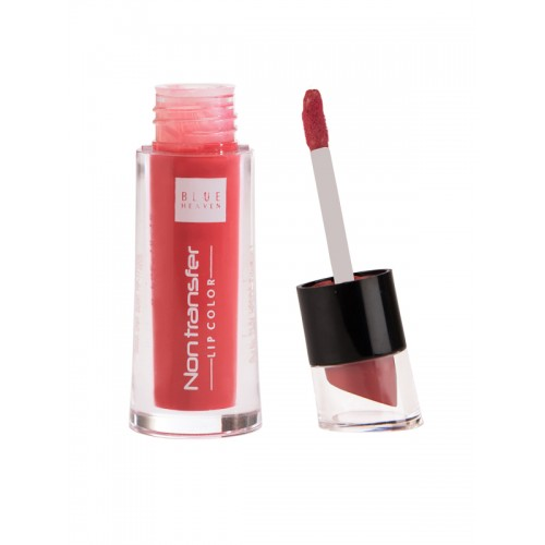 Blue Heaven Scarlet Red Non Transfer Lip Color 1, 2.8 ml