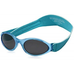 Baby Banz Blue Solid Adventure Sunglasses
