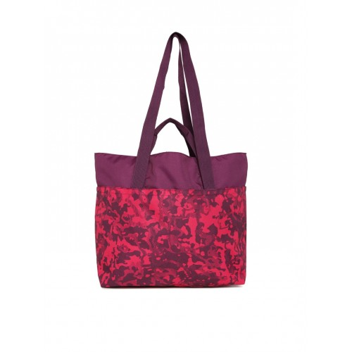 caa45af6a37b ... Bag  Puma Purple   Pink Printed Core Style Large Shopper Tote ...