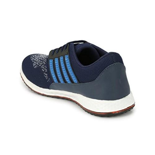 c820075adabfc7 Buy Fucasso Men s Synthetic Blue Sports Shoes online