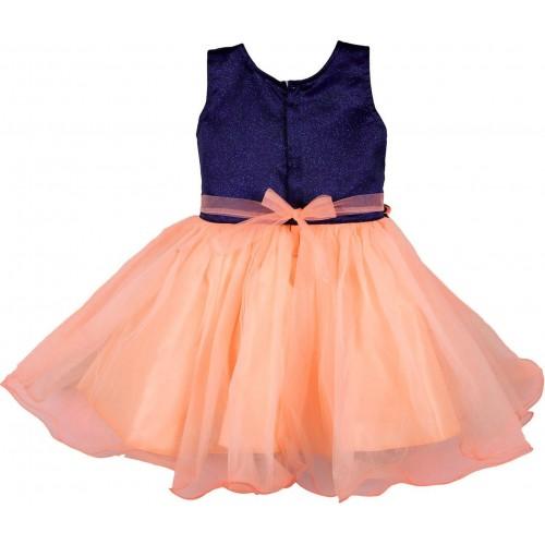 Wish Karo Girls Midi/Knee Length Party Dress