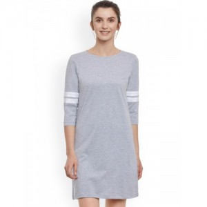 Miss Chase Women's Panelled Shift Dress