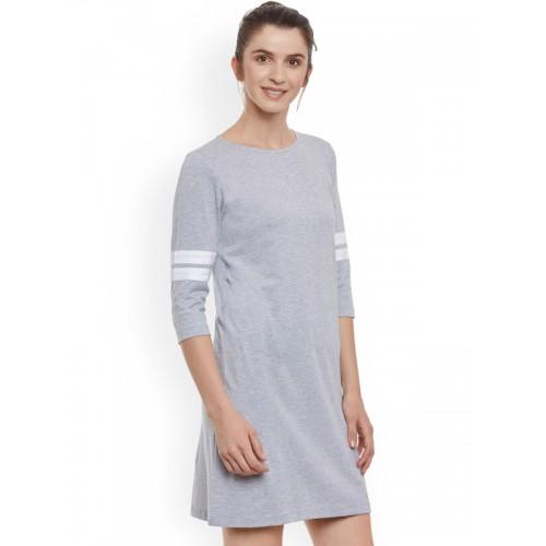 Miss Chase Women's Panelled Shift Dress