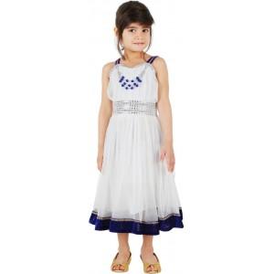 c952a612870 Tiny Toon Girls Maxi Full Length Party Dress. ₹449 ₹1999 Flipkart