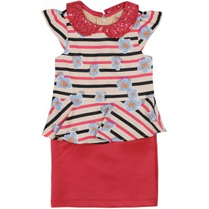 Nauti Nati Girl's Casual Dress
