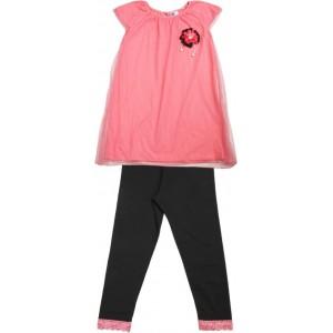 612 League Girls Midi/Knee Length Casual Dress