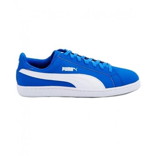 Puma Smash Blue And White Casual Shoes