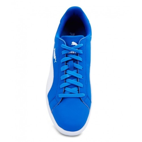 Buy Puma Smash Blue and White Casual Shoes online  2af0eddab