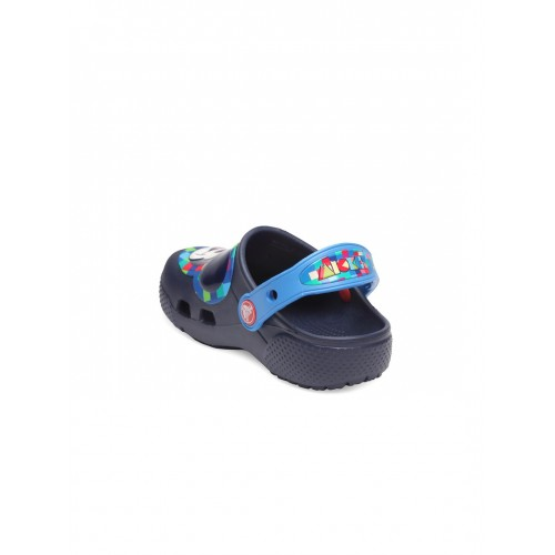 57f535e6067f2 Buy Crocs Boys Blue Mickey Mouse Print Clogs online