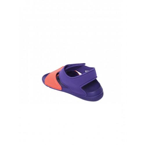 b0645916469f12 Buy Adidas Kids Coral Orange   Purple ALTASWIM C Sports Sandals ...