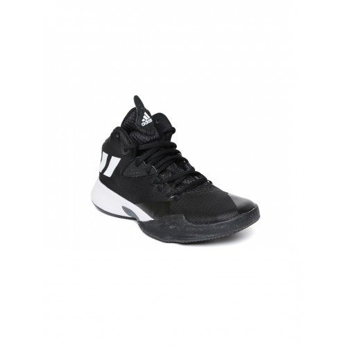 Kaufen Sie Adidas Kids Black Dual Threat 2017 J Basketballschuhe online