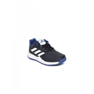 Adidas Kids Navy Blue FORTAGYM Sports Shoes