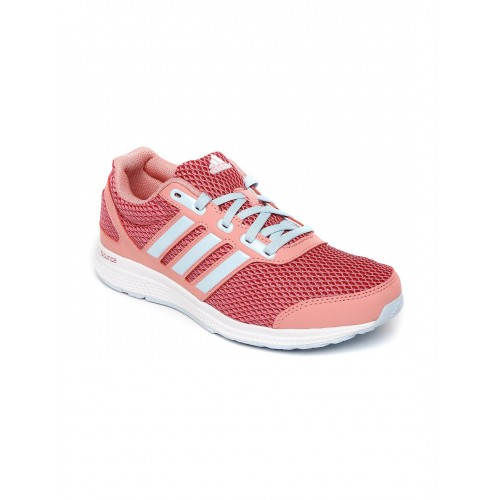 319162ddc4fdc Buy Adidas Kids Pink MANA BOUNCE Running Shoes online ...
