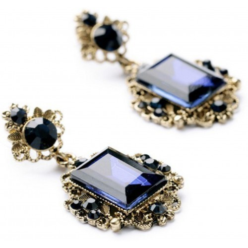 Cinderella Fashion Jewelry Stylish Alloy Dangle Earring