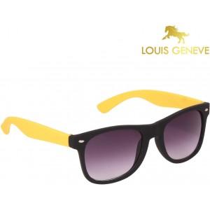 Louis Geneve Purple Wayfarer Sunglasses