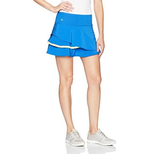 Bollé Women's Sapphire Layered Skirt with Shorts