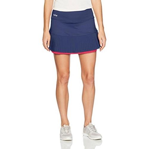 Bollé Women's Tulip Fields Pleated Skirt with Shorts