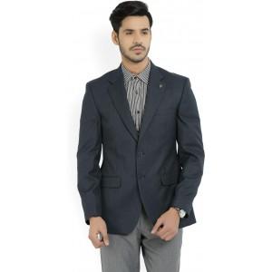 Raymond Full Sleeve Checkered Men Jacket