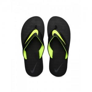 Nike Chroma Thong 5 Black Flip Flops