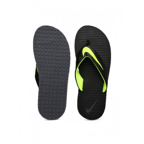 Nike Chroma Black Flip Flops