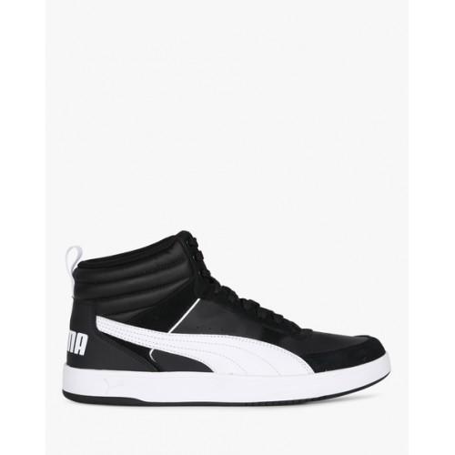 fb1de8885f80 Buy Puma Rebound Street Evo Sl Idp Black Sneakers online