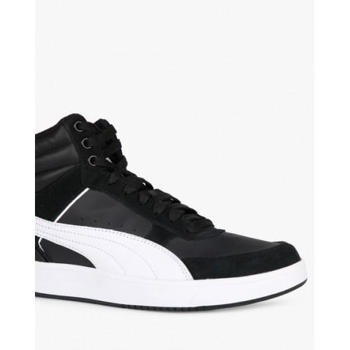 3567a288ff7 Buy Puma Rebound Street Evo Sl Idp Black Sneakers online | Looksgud.in