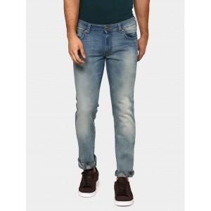 Wrangler Men Blue Slim Fit Stretchable Jeans