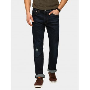 Levis Men Blue Regular Fit Stretchable Jeans