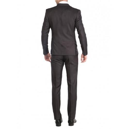 Platinum Studio grey imported fabric suit