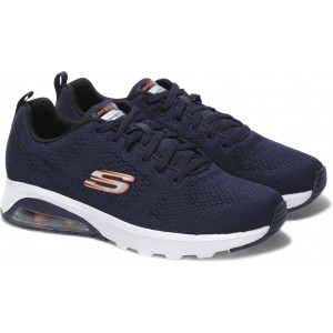 Skechers Navy Blue SKECH-AIR EXTREME Running shoe