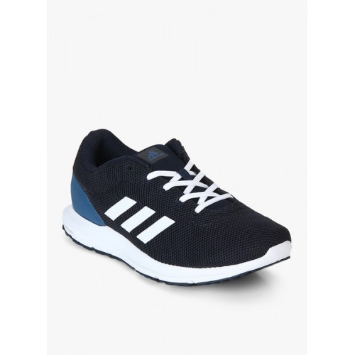 1cd11eeb3 Buy Adidas Cosmic Navy Blue Lace Up Running Shoes online