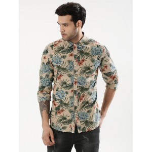 Noble Faith  All Over Floral Print Shirt
