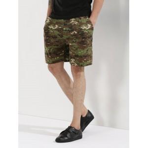 Spring Break  Camo Jersey Shorts