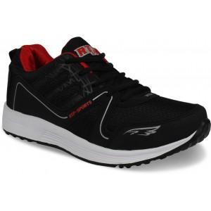 Rich N Topp OMEGA 05 BlackRed Running Shoes