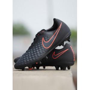 Nike Black MAGISTA ONDA II FG Football Shoes