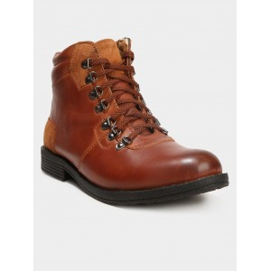 abof Men Brown Boots