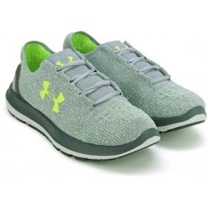 Under Armour Green SPEEDFORM SLINGRIDE Running Shoes