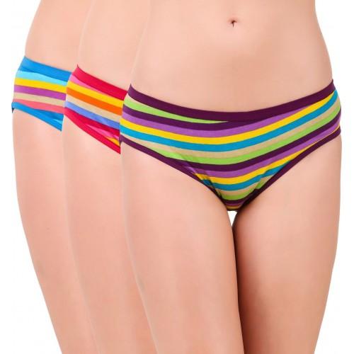 43ae7a4fa512 Masha Women's Brief Multicolor Panty; Masha Women's Brief Multicolor Panty  ...
