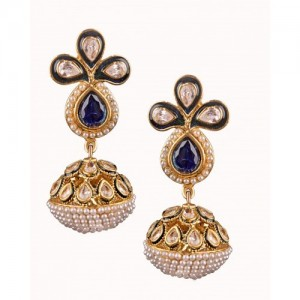 Divastri Gorgeous Drop Alloy Drop Earring