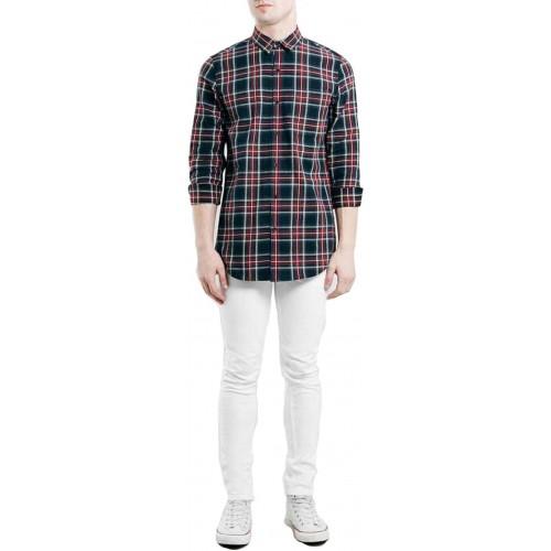Ansh Fashion Wear Regular Men White Jeans