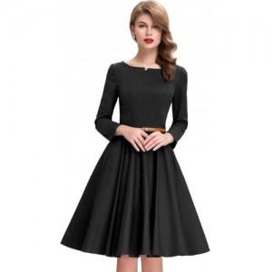 Buy Karm Enterprise Latest Design Skater Dresses For Women Western ... eadb18696