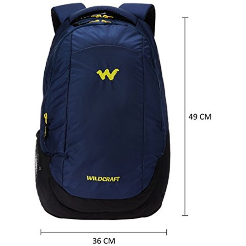 Wildcraft Blue Turnaround Polyester 20 Ltrs Laptop Bag