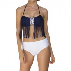 TheShoppingDiary Solid Women's Swimsuit
