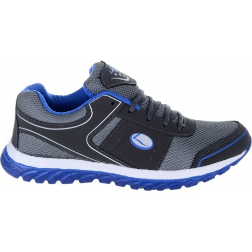 Lancer Blue And Black Running Shoes