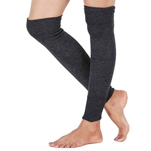 HIVER Adult Woollen Leg Warmers - Unisex