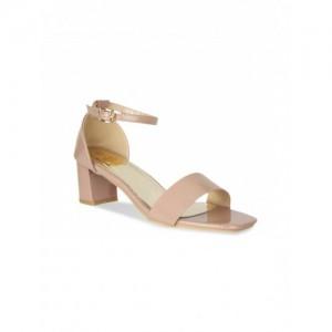20Dresses Women Pink Solid Heels