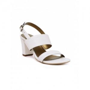 Lavie Women White Solid Heels