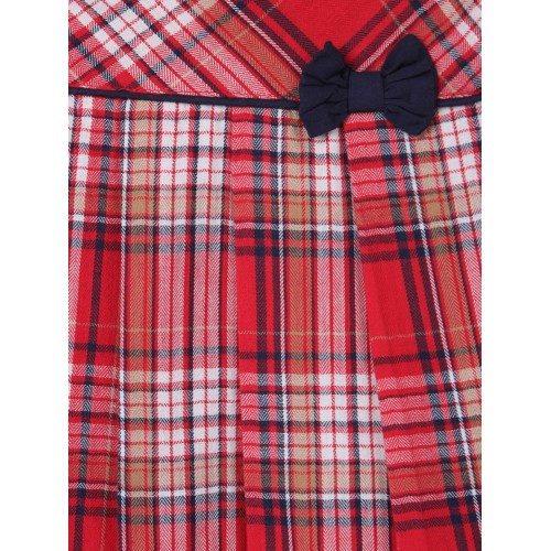 313c62132d Buy Beebay Girls Red & White Checked A-Line Skirt online | Looksgud.in