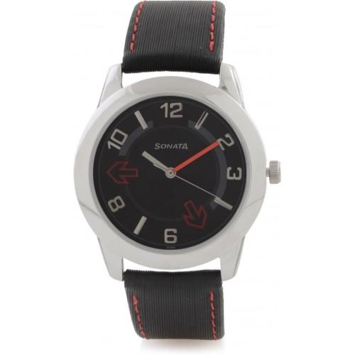 Sonata NH7924SL04C Yuva Watch  - For Men