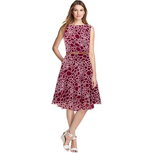 19c622c95b51 Buy Varibha® Printed Georgette One Piece Dress For Women   Girls ...